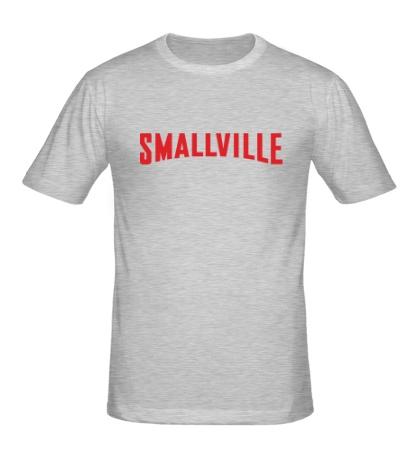 Мужская футболка «Smallville Superman»