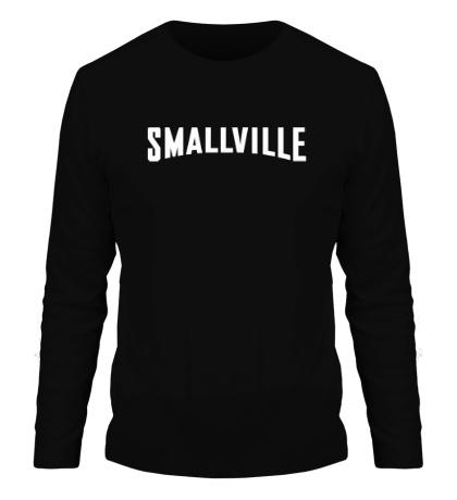 Мужской лонгслив Smallville Superman