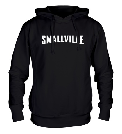 Толстовка с капюшоном Smallville Superman