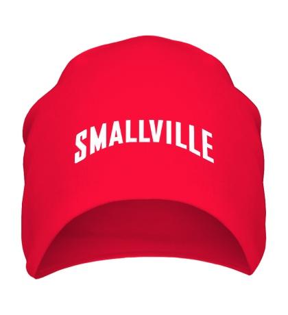 Шапка Smallville Superman