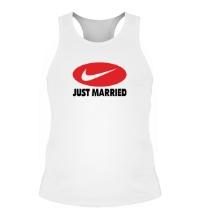 Мужская борцовка Just do Married