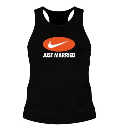 Мужская борцовка «Just do Married»