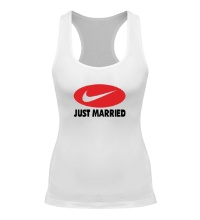 Женская борцовка Just do Married