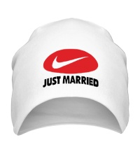 Шапка Just do Married