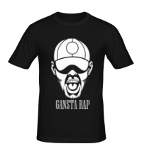 Мужская футболка Gansta Rap