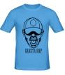 Мужская футболка «Gansta Rap» - Фото 1