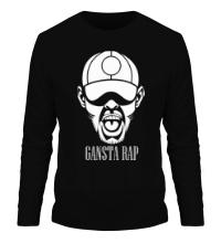 Мужской лонгслив Gansta Rap