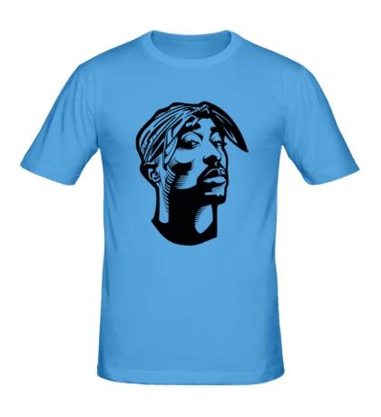 Мужская футболка Тупак Шакур
