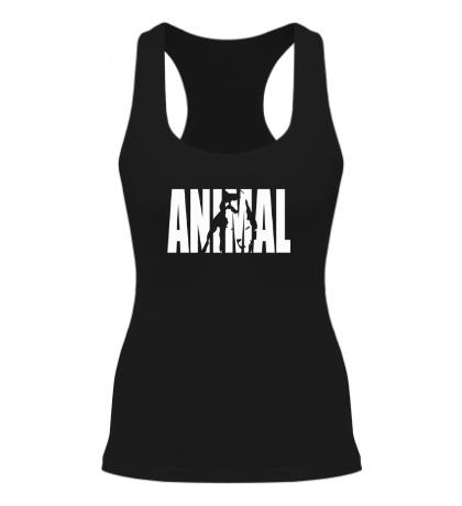 Женская борцовка Animal