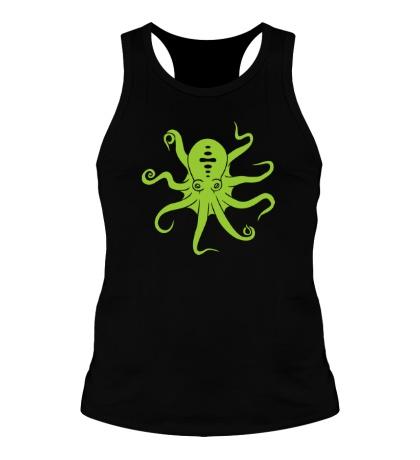 Мужская борцовка Гигантский осьминог