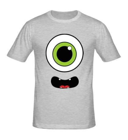 Мужская футболка Циклоп