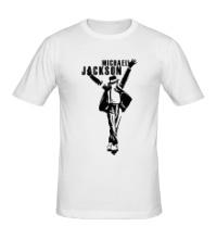 Мужская футболка Michael Jackson: Hands up