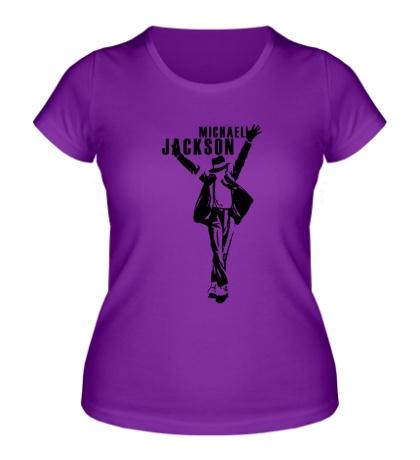 Женская футболка Michael Jackson: Hands up