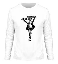 Мужской лонгслив Michael Jackson: Hands up
