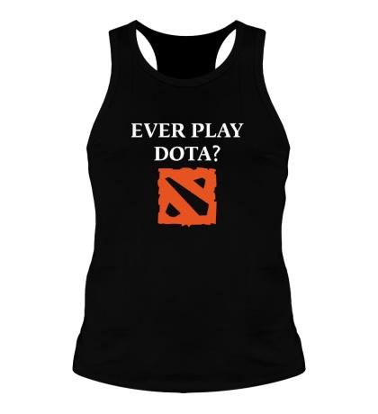 Мужская борцовка Ever play Dota?