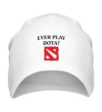Шапка Ever play Dota?