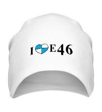Шапка I love e46