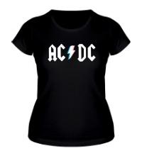 Женская футболка AC/DC Stereo