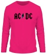 Мужской лонгслив «AC/DC Stereo» - Фото 1