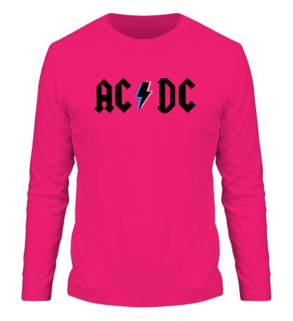 Мужской лонгслив «AC/DC Stereo»