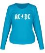 Женский лонгслив «AC/DC Stereo» - Фото 1