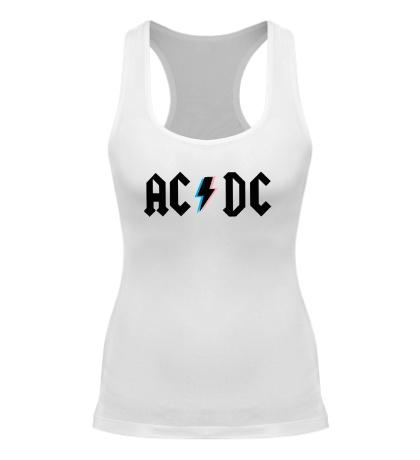 Женская борцовка AC/DC Stereo