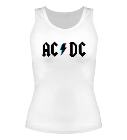 Женская майка AC/DC Stereo