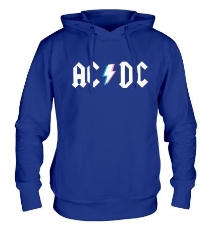 Толстовка с капюшоном AC/DC Stereo