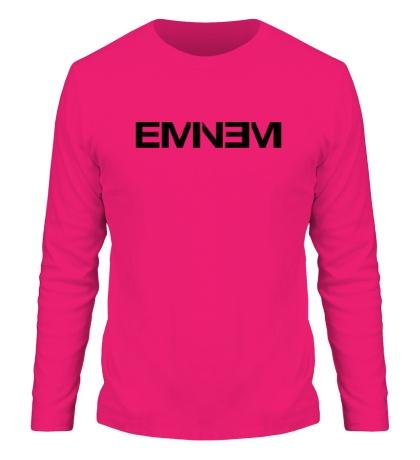 Мужской лонгслив Eminem Logo
