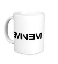 Керамическая кружка Eminem Logo