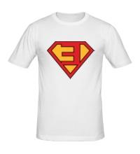 Мужская футболка Eminem Superhero