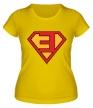 Женская футболка «Eminem Superhero» - Фото 1