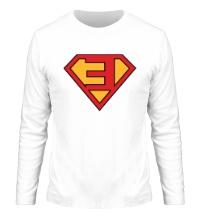 Мужской лонгслив Eminem Superhero