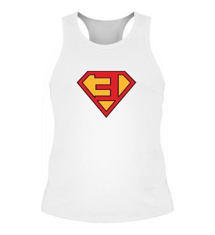Мужская борцовка Eminem Superhero