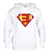 Толстовка с капюшоном Eminem Superhero