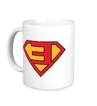 Керамическая кружка Eminem Superhero