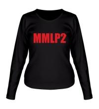 Женский лонгслив Eminem MMLP2