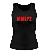 Женская майка Eminem MMLP2