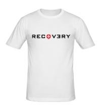 Мужская футболка Recovery Eminem