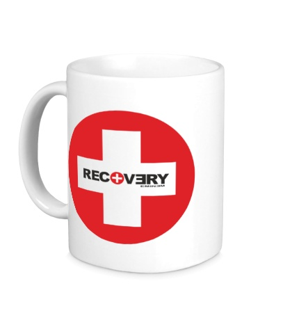 Керамическая кружка «Recovery Album»