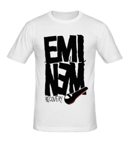 Мужская футболка «Eminem: Recovery»