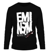 Мужской лонгслив Eminem: Recovery