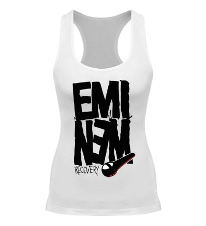 Женская борцовка Eminem: Recovery