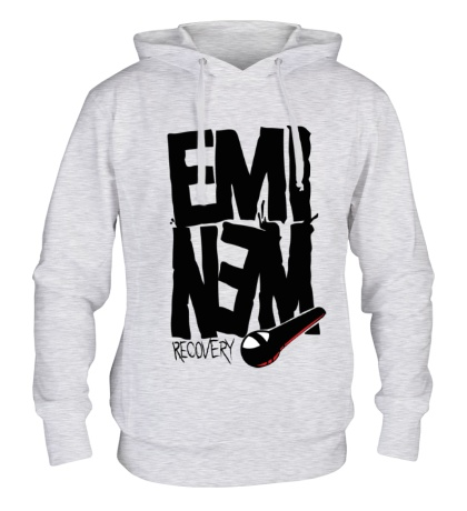 Толстовка с капюшоном Eminem: Recovery