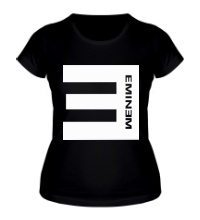 Женская футболка Strong Eminem
