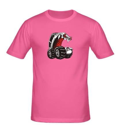 Мужская футболка Нива