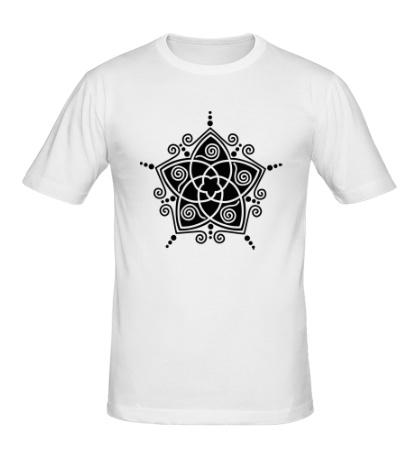 Мужская футболка Восточная звезда