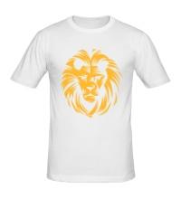 Мужская футболка Царский лев