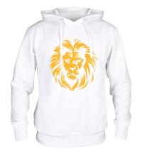 Толстовка с капюшоном Царский лев