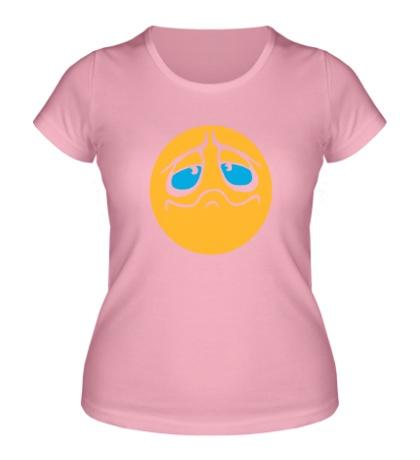 Женская футболка Гордость
